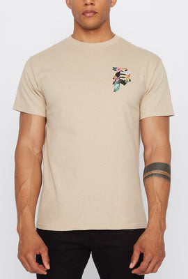 Primitive Mens Floral Graphic T-Shirt