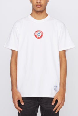 HUF Mens Arm & Hammer T-Shirt