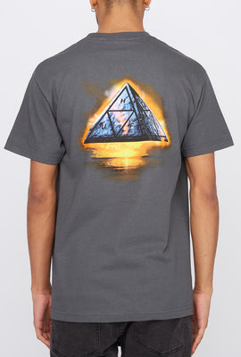 T-Shirt Ancient Aliens HUF Homme