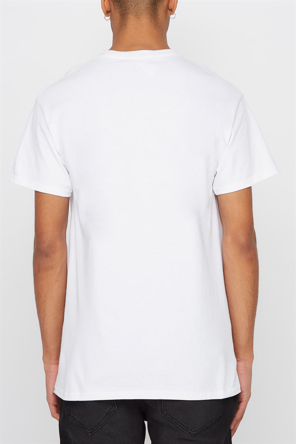 Thrasher Mens Still Watchin' T-Shirt White