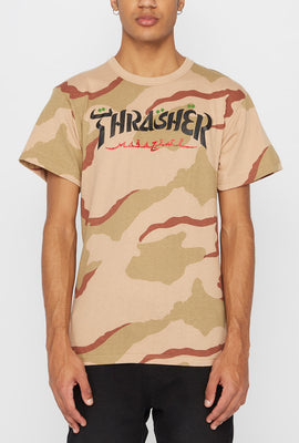 T-Shirt Thrasher Camouflage
