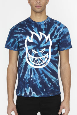 Spitfire Big Head Tie-Dye T-Shirt