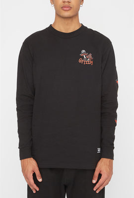 Grizzly Skull Shroom Long Sleeve