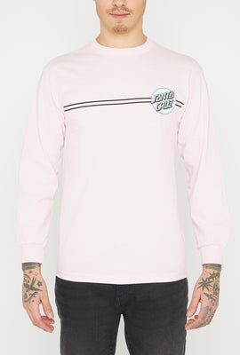 Santa Cruz Dot Logo Long Sleeve