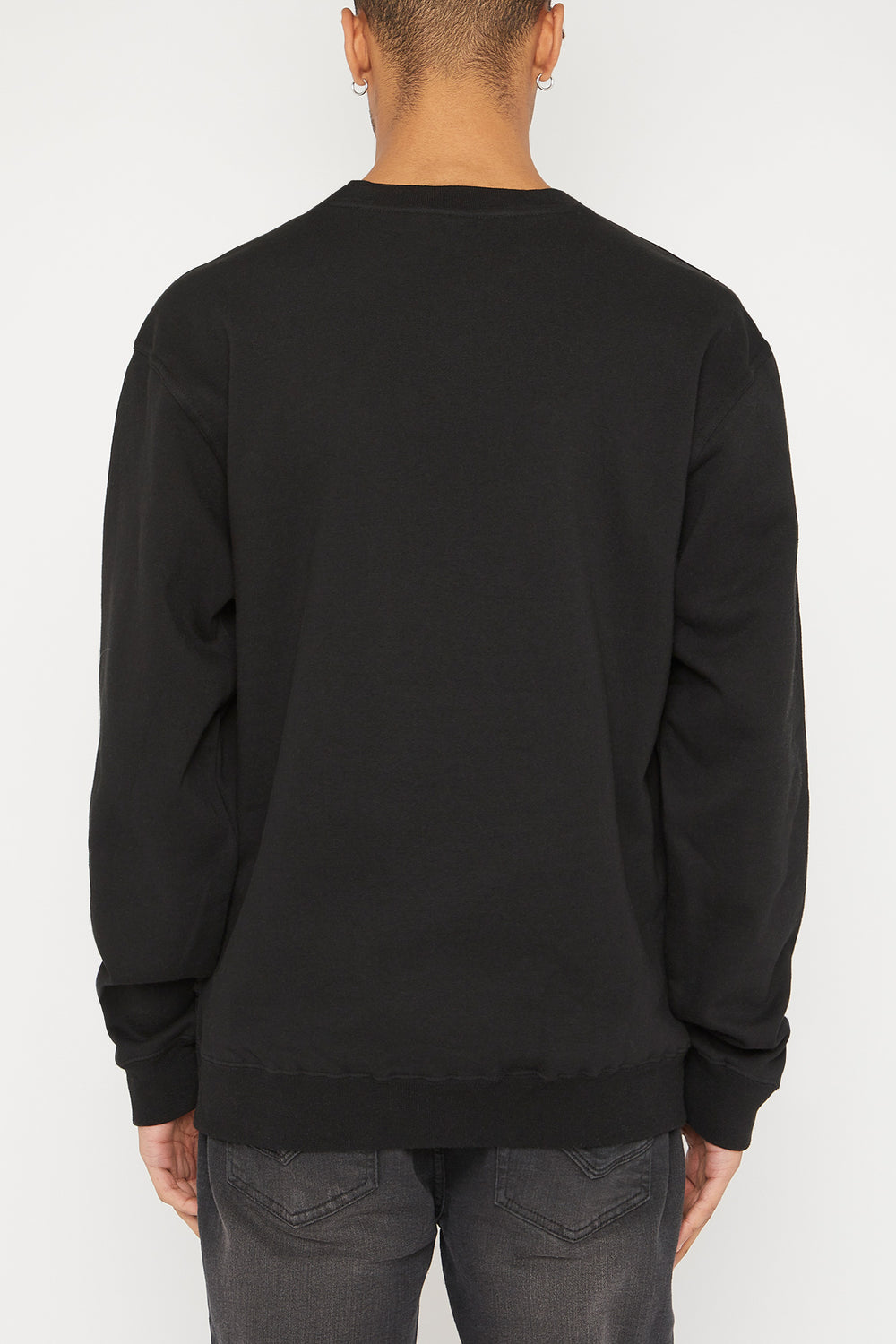 HUF Playboy Long Sleeve Top Black