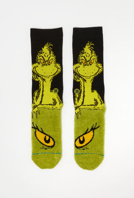 Chaussettes The Grinch Stance Homme
