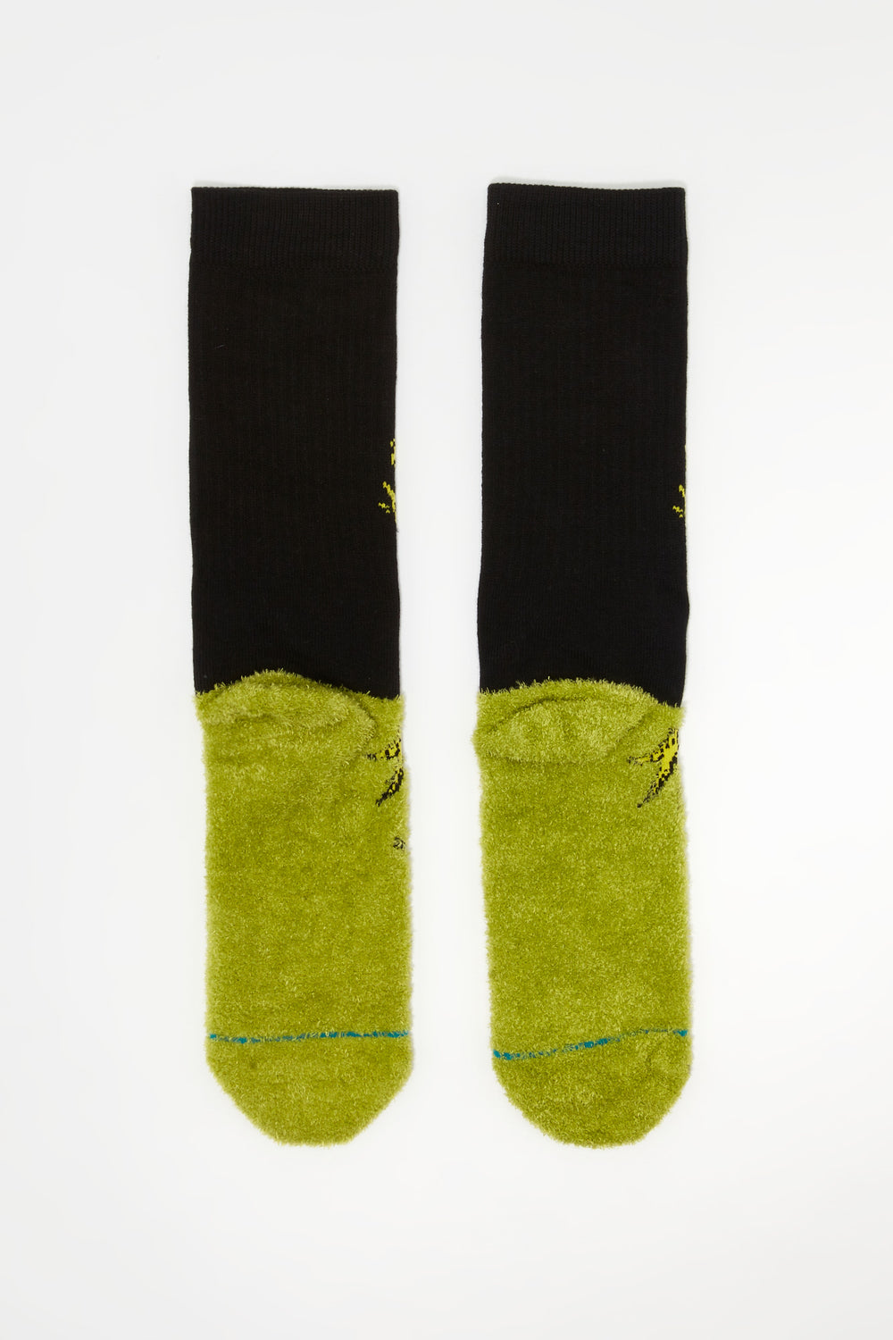 Chaussettes The Grinch Stance Homme Vert