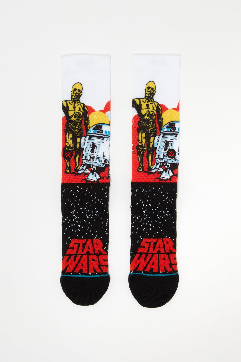 Stance Unisex Star Wars Crew Socks Multi