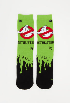 Odd Sox Mens Ghostbusters Crew Socks