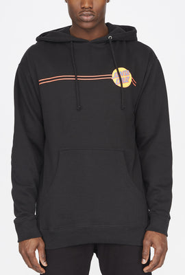 Santa Cruz Mens Other Dot Black Hoodie