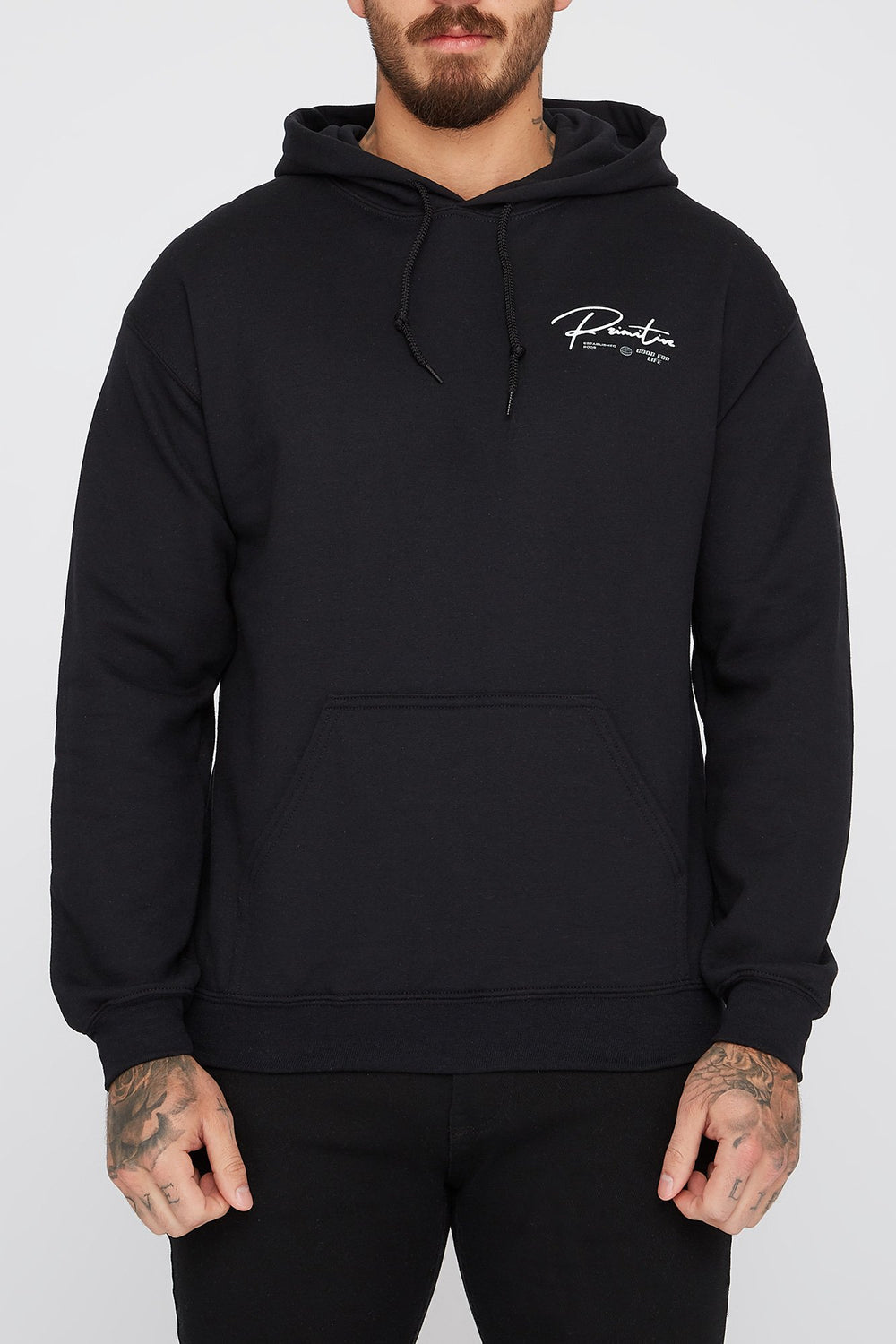 Primitive Mens No Lies Hoodie Black