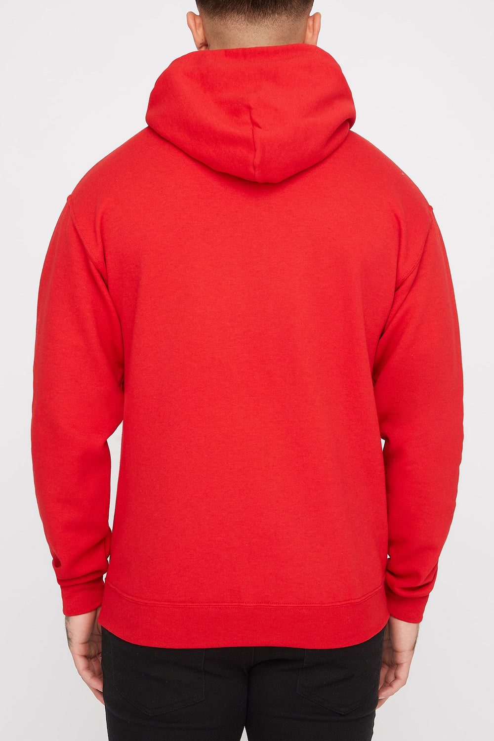 Thrasher Mens Red Skate Mag Hoodie Red