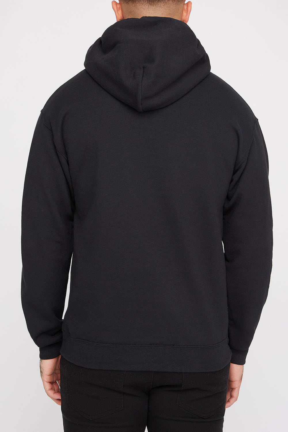 Thrasher Mens Black Hoodie Black