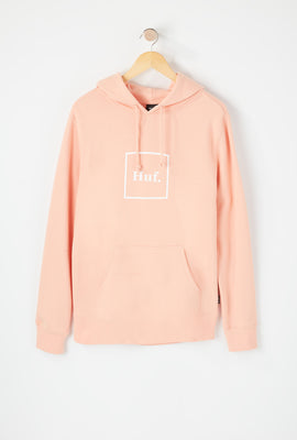 Huf Mens Essentials Box Logo Hoodie