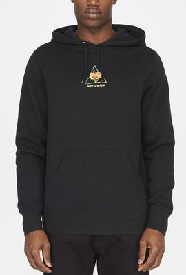 Huf Mens Come Down Triple Triangle Hoodie