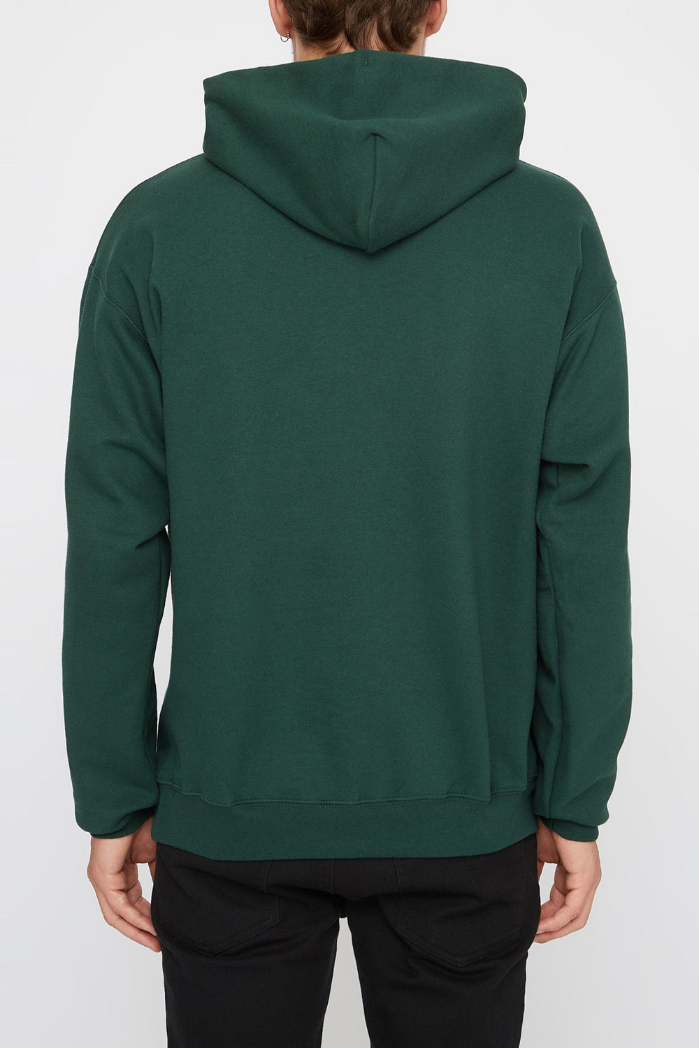 Thrasher Doubles Hoodie Green