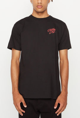 Santa Cruz Mens Burndown T-Shirt