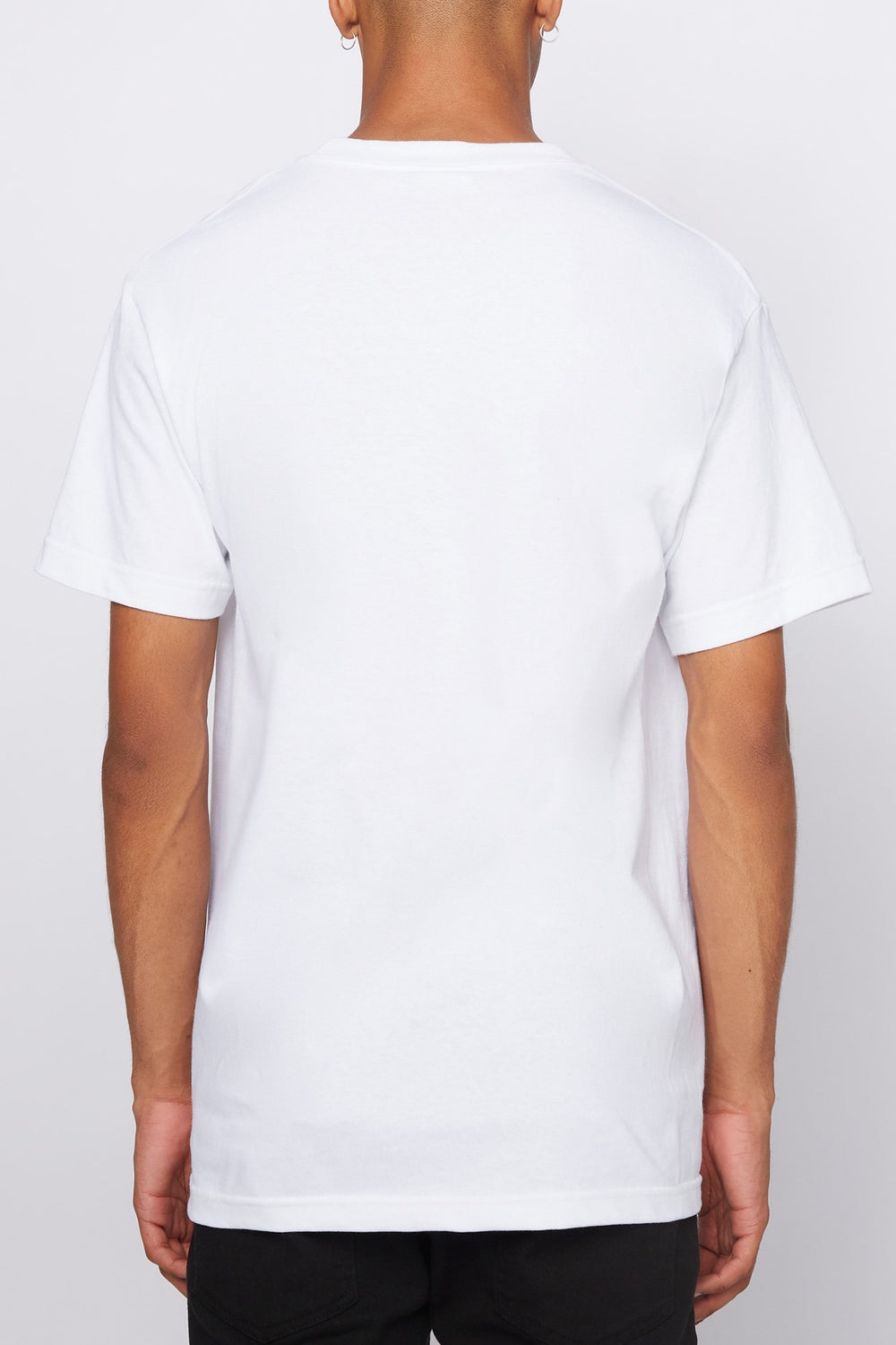 T-Shirt Imprimé Ric Flair 40s & Shorties Homme Blanc