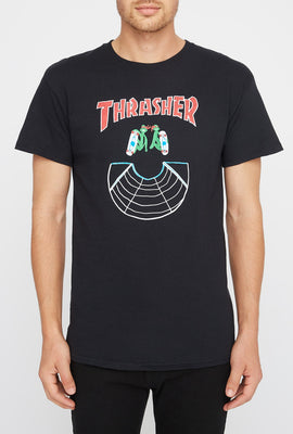 T-Shirt Thrasher Doubles