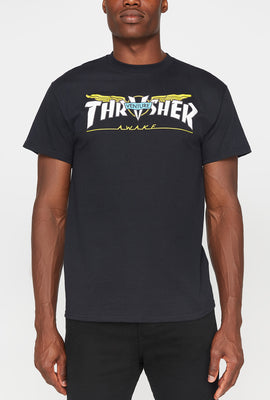 Thrasher x Venture Mens T-Shirt