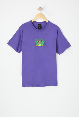T-Shirt Infamous Huf Homme