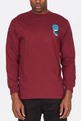 Santa Cruz Group Dot Long Sleeve Shirt