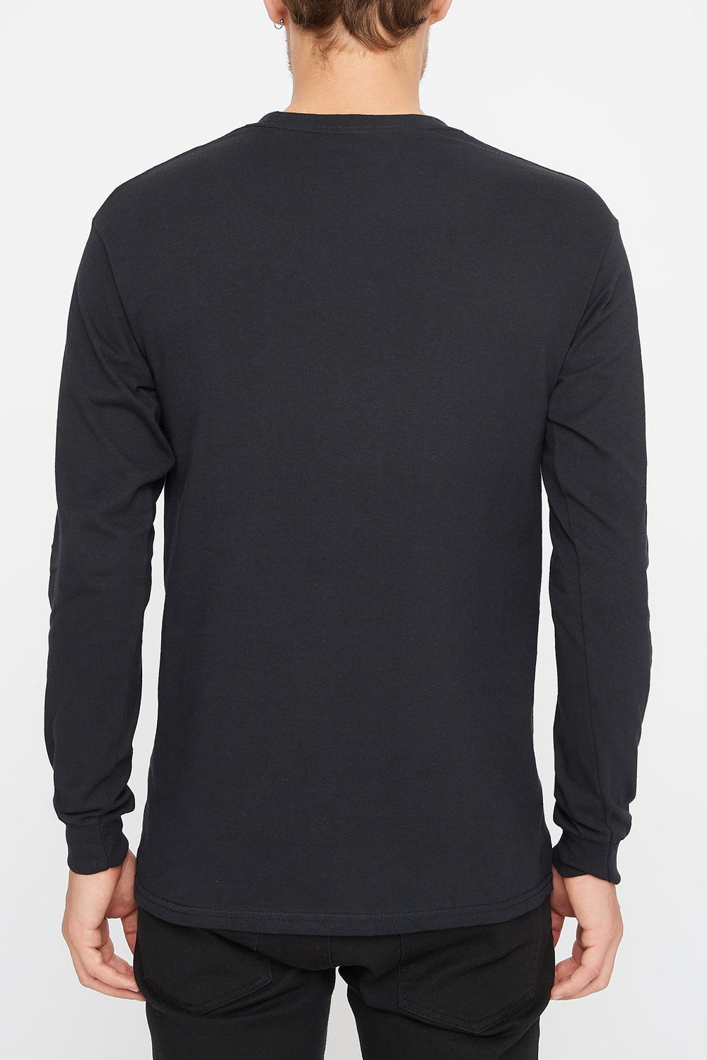 Thrasher Doubles Long Sleeve Shirt Black