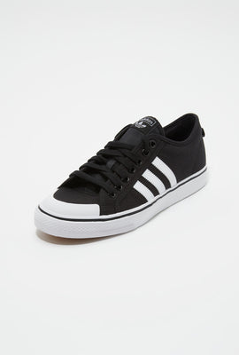 Adidas Mens Black Nizza Shoes