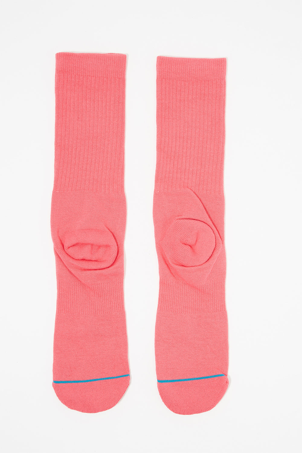 Chaussettes Stance Neon Rose Homme Rose