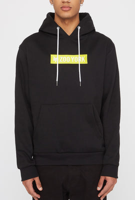 Zoo York Mens Classic Patch Logo Hoodie
