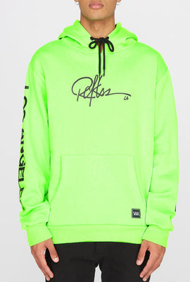 Young & Reckless Mens Neon Hoodie
