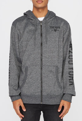 Zoo York Mens Zip-Up Hoodie