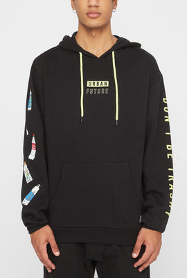 REPREVE® Mens Eco-Friendly Hoodie