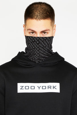 Zoo York Mens Reflective Logo Snoodie