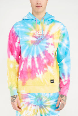 Young & Reckless Mens Tie-Dye Hoodie