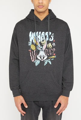 What's Up Doc Mens Hoodie