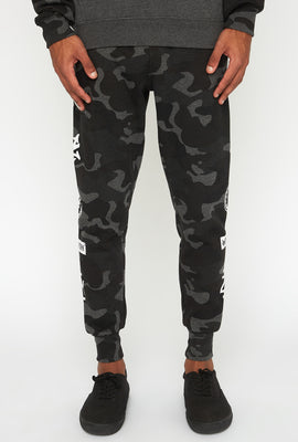 Joggers Camouflage Zoo York Homme