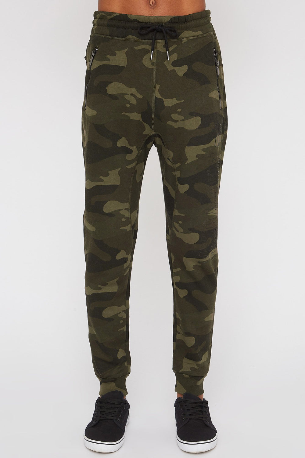 Jogger Camouflage Zoo York Homme Camoufle