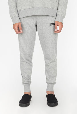 Zoo York Mens Reflective Logos Jogger