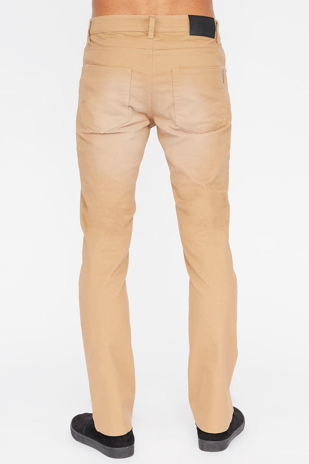 Zoo York Mens Slim Jeans Copper