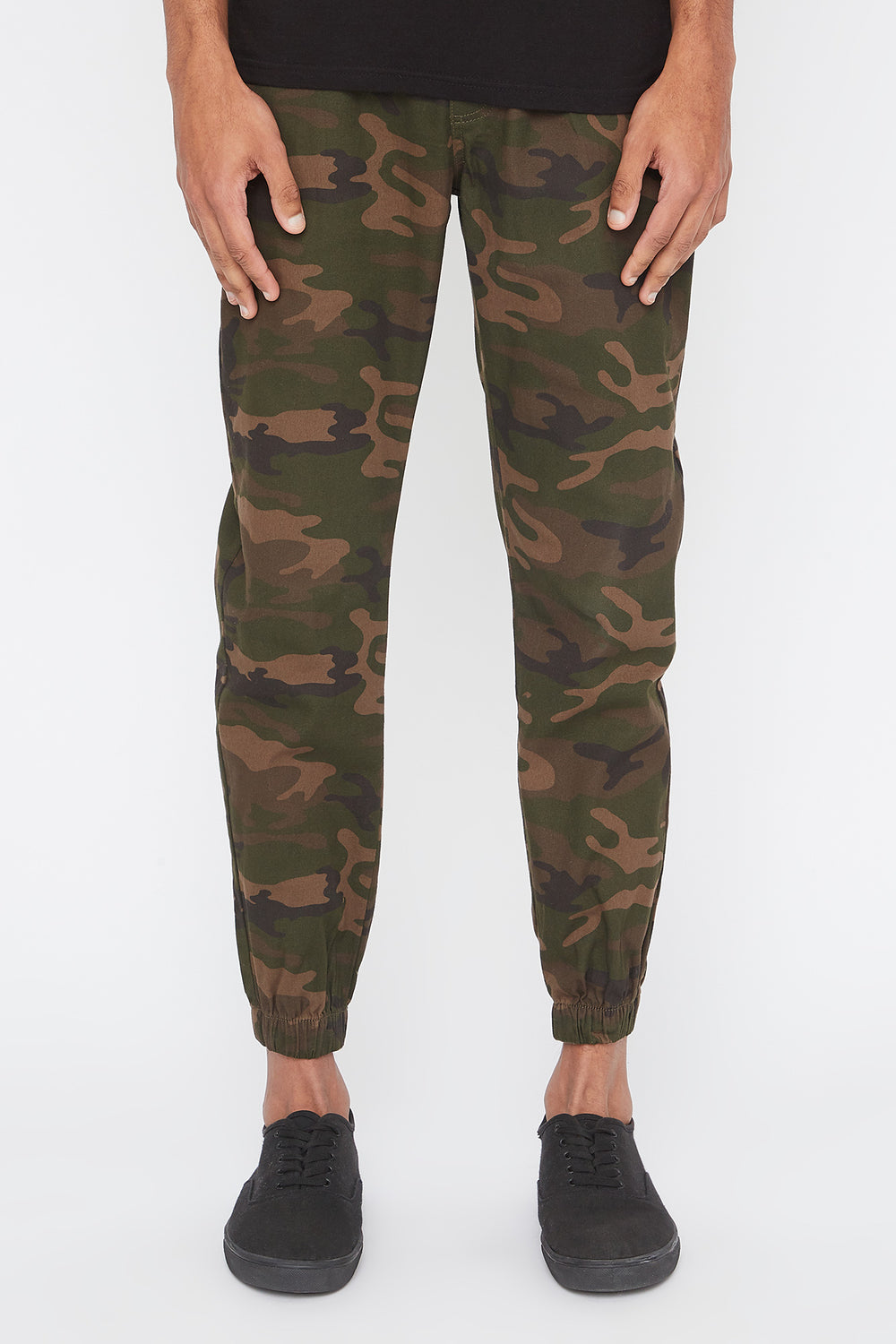 Joggers Camouflage West49 Homme Camoufle