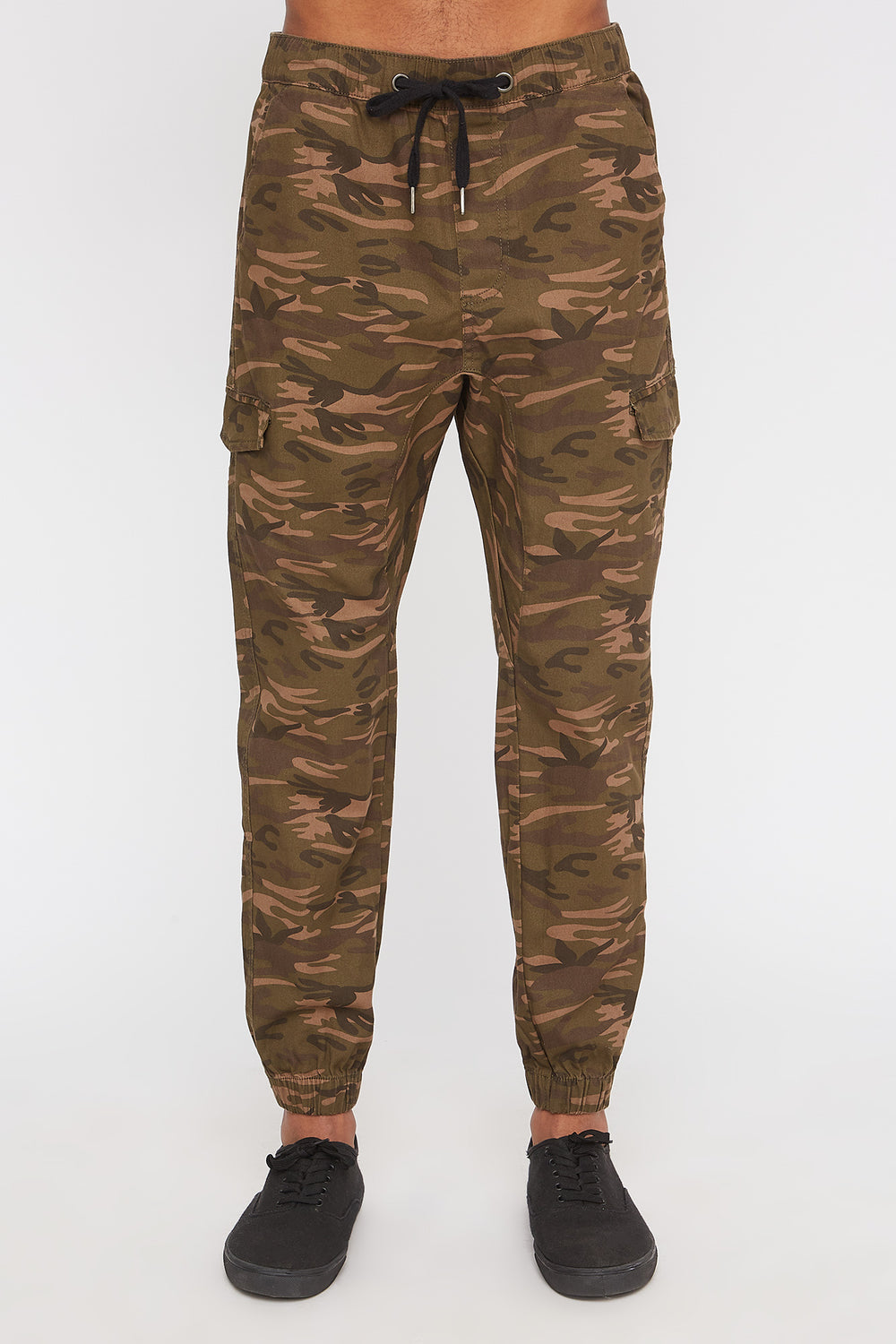 Jogger Cargo Camouflage West49 Homme Camoufle