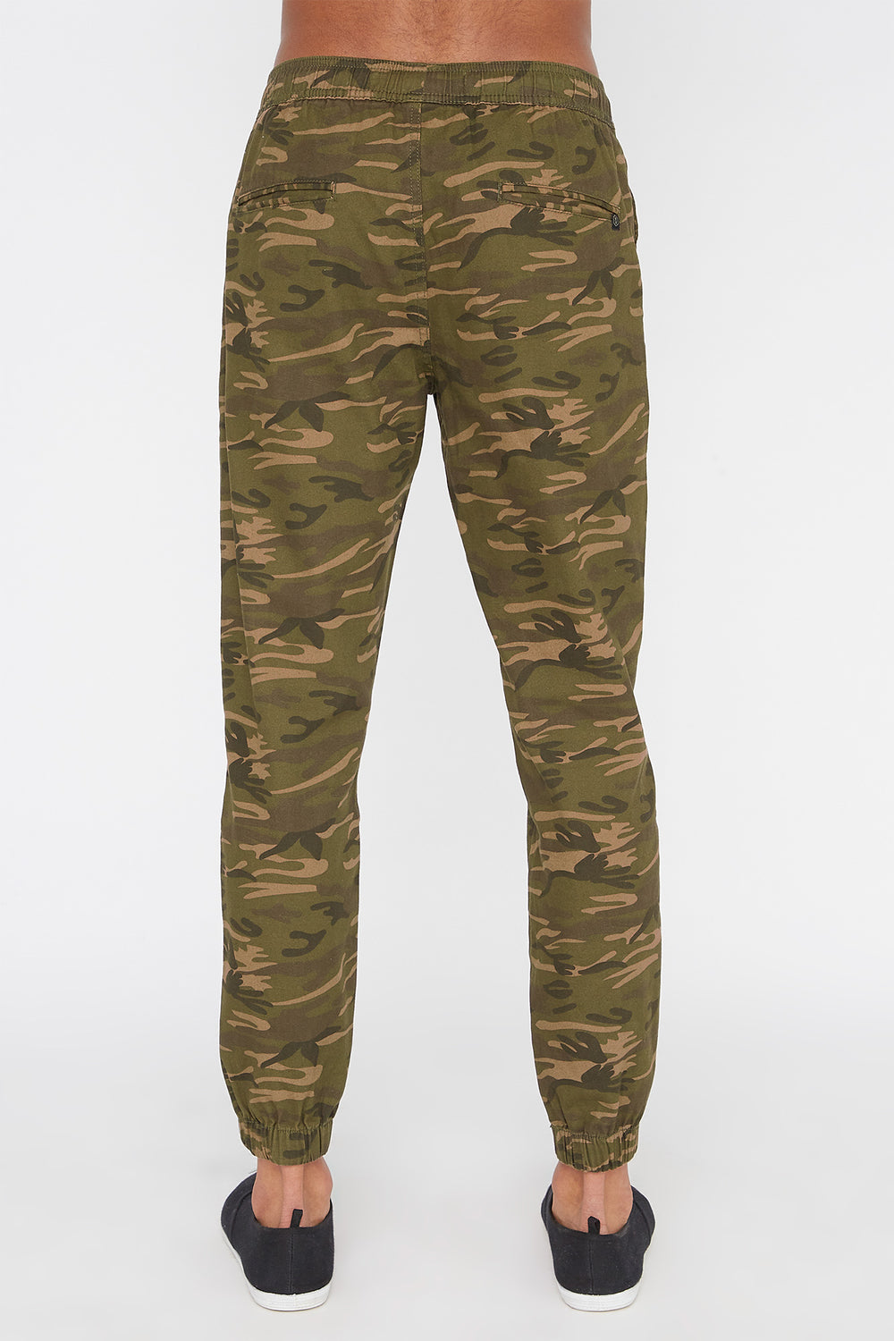Jogger Camouflage West49 Homme Camoufle