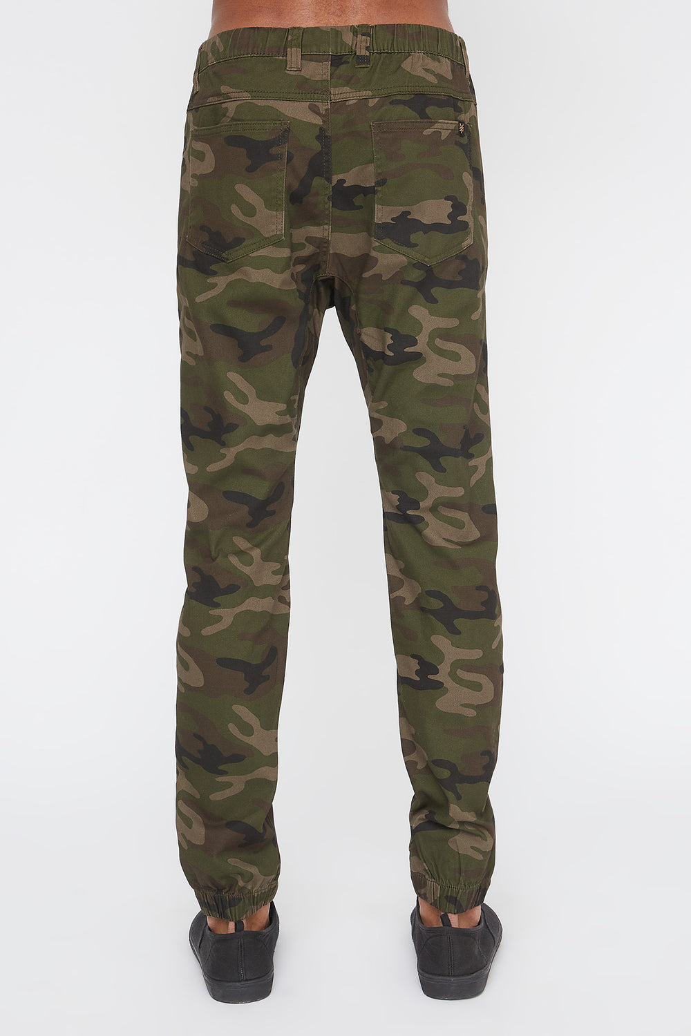 Zoo York Mens Camo 5-Pocket Jogger Camouflage
