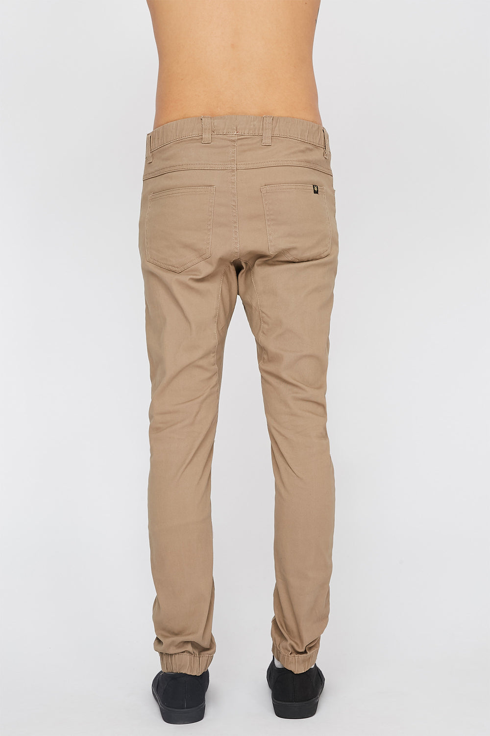 Jogger À 5 Poches Zoo York Homme Sable
