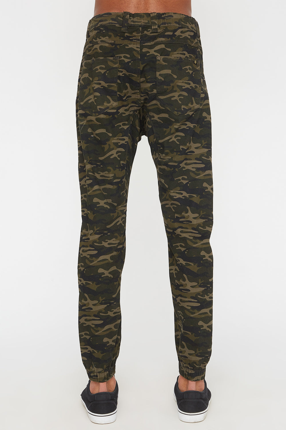 Zoo York Mens 5-Pocket Camo Jogger Camouflage