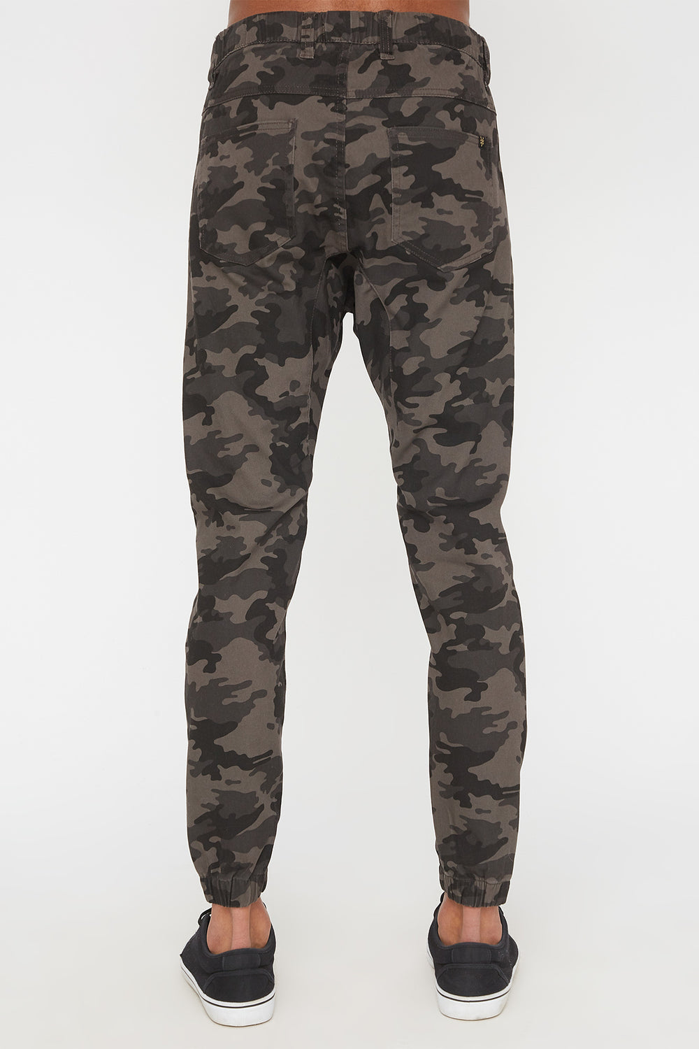 Zoo York Mens 5-Pocket Camo Jogger Gingham