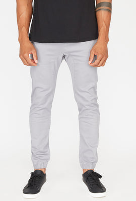 Zoo York Mens Twill 5-Pocket Jogger