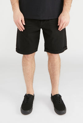 Zoo York Mens Roll-Up Shorts