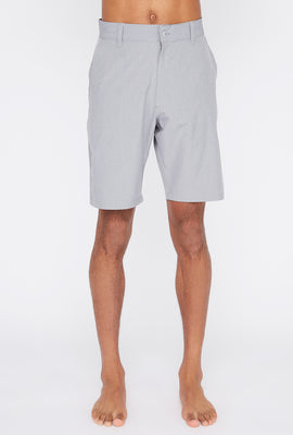 Burnside Mens Solid Hybrid Boardshorts